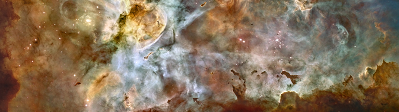 Hubble Heritage ACS Image of the Carina Nebula