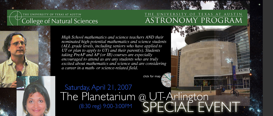 University Of Texas Arlington College Of Natural Sciences