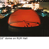 16 inch dome