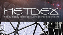 hobby-eberly telescope dark energy experiment